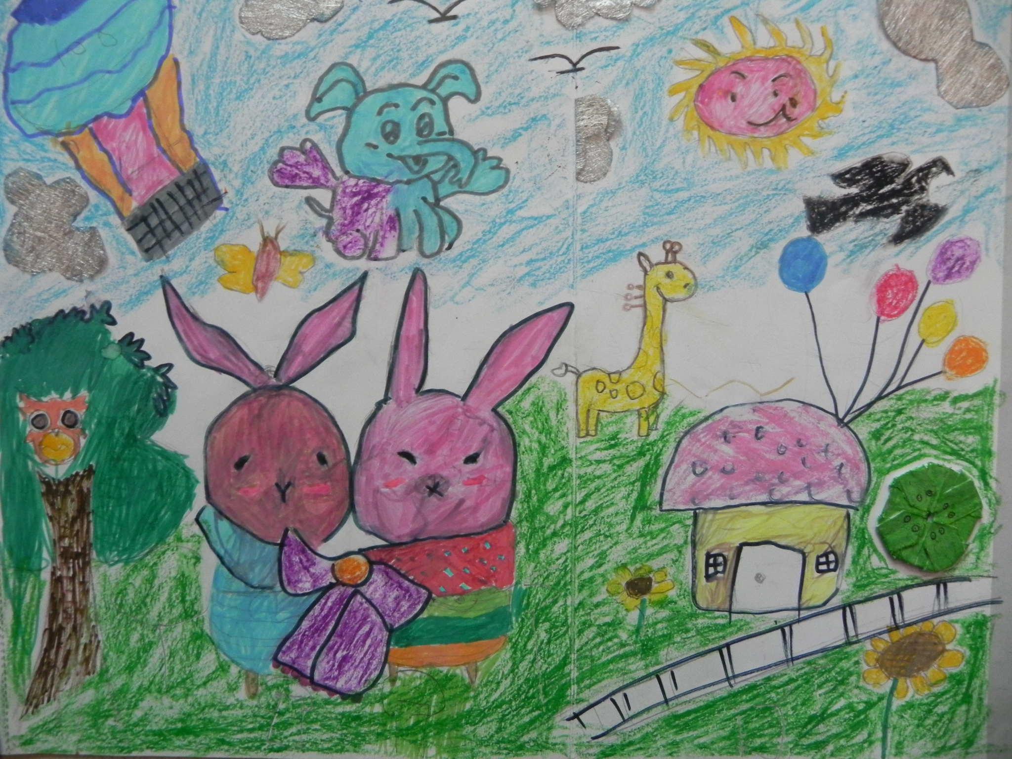 创意大赛_动物游乐园